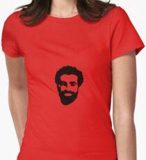 Mohamed Salah - Art Head Design Women's Fitted T-Shirt