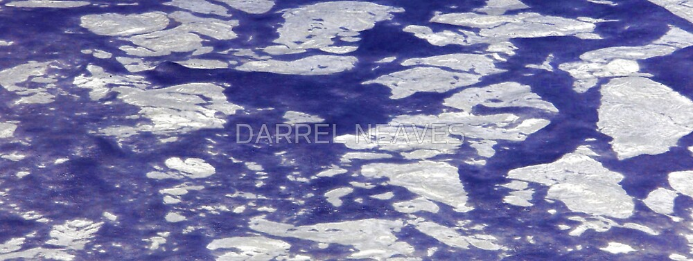 ice flow by DARREL NEAVES