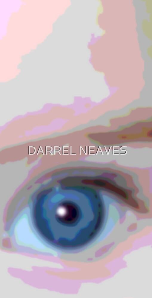 grace's eye by DARREL NEAVES