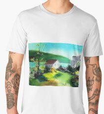 Lake Houses Men's Premium T-Shirt