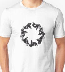 Born to be wild! Unisex T-Shirt