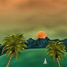 Emerald Bay by Gordon Beck