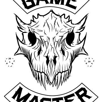 Game Master D&D by Nocturnalcultur