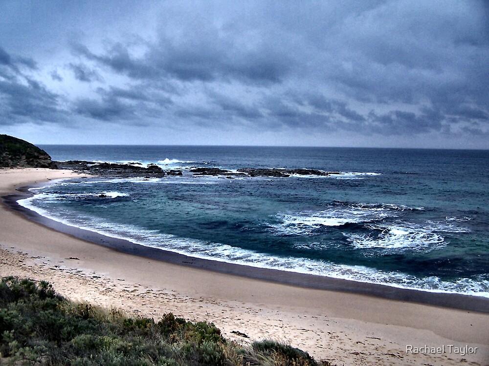 Stormy Coast 2 by Rachael Taylor