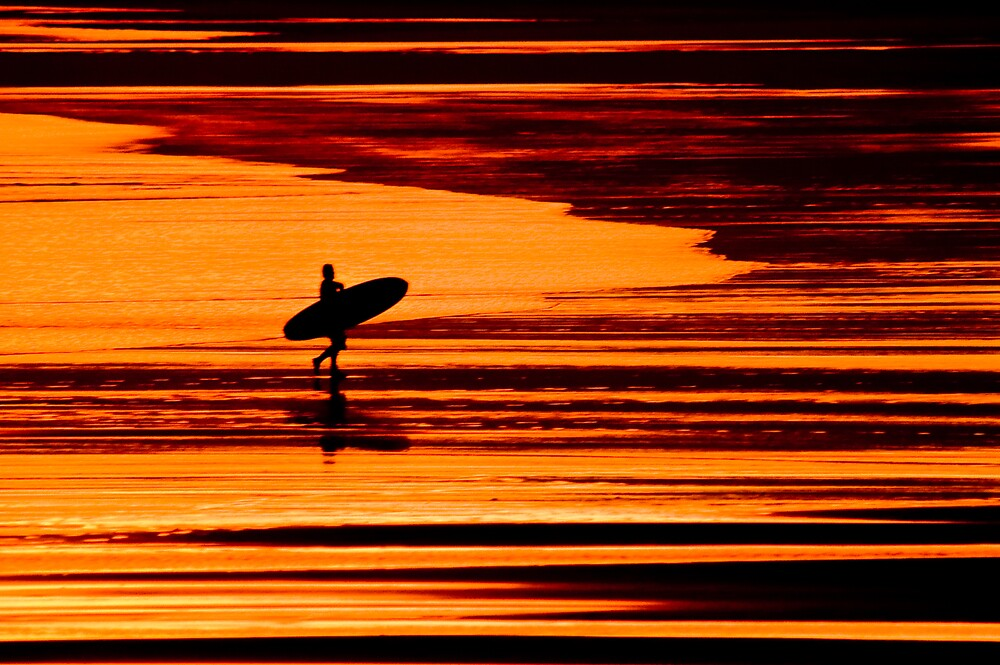 Surfing's Finished by ryanphotography