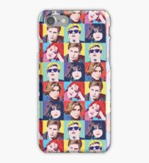 THE BREAKFAST CLUB POP ART iPhone Case/Skin