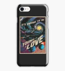 YOUNG AND IN LOVE iPhone Case/Skin
