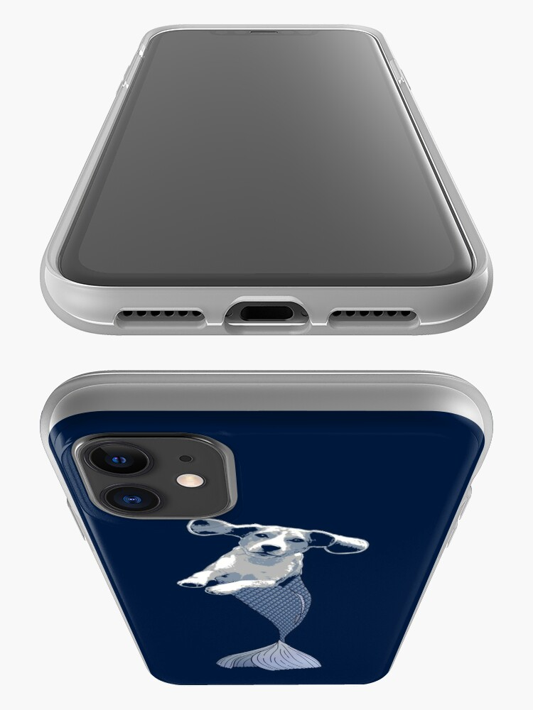 Alternate view of Bailey the Beagle Merpup iPhone Case & Cover