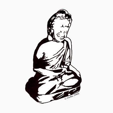 White Buddha by ozre
