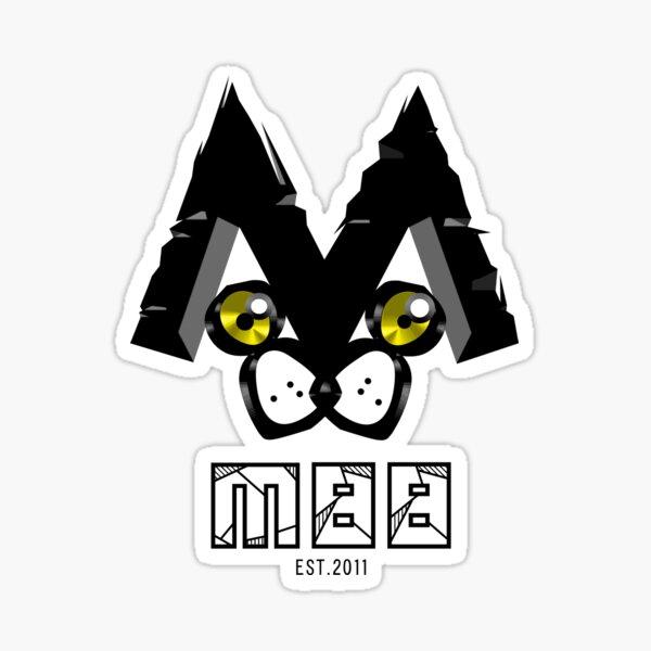 M88 Logo Sticker
