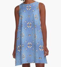 Puffins Galore A-Line Dress