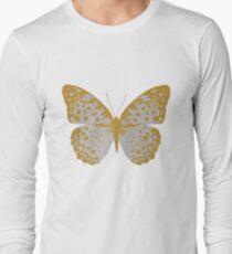 Silver Butterfly T-Shirt