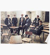 BTS SKOOL LUV AFFAIR Poster