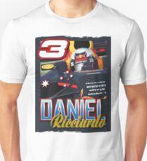 Daniel Ricciardo   F1 Unisex T-Shirt