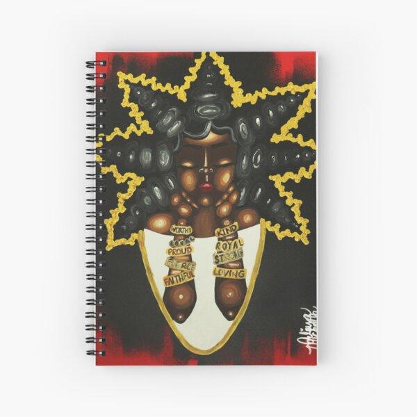QUEENISMS Spiral Notebook