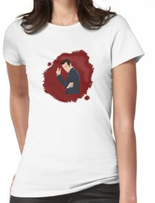 Consulting Criminal Womens Fitted T-Shirt