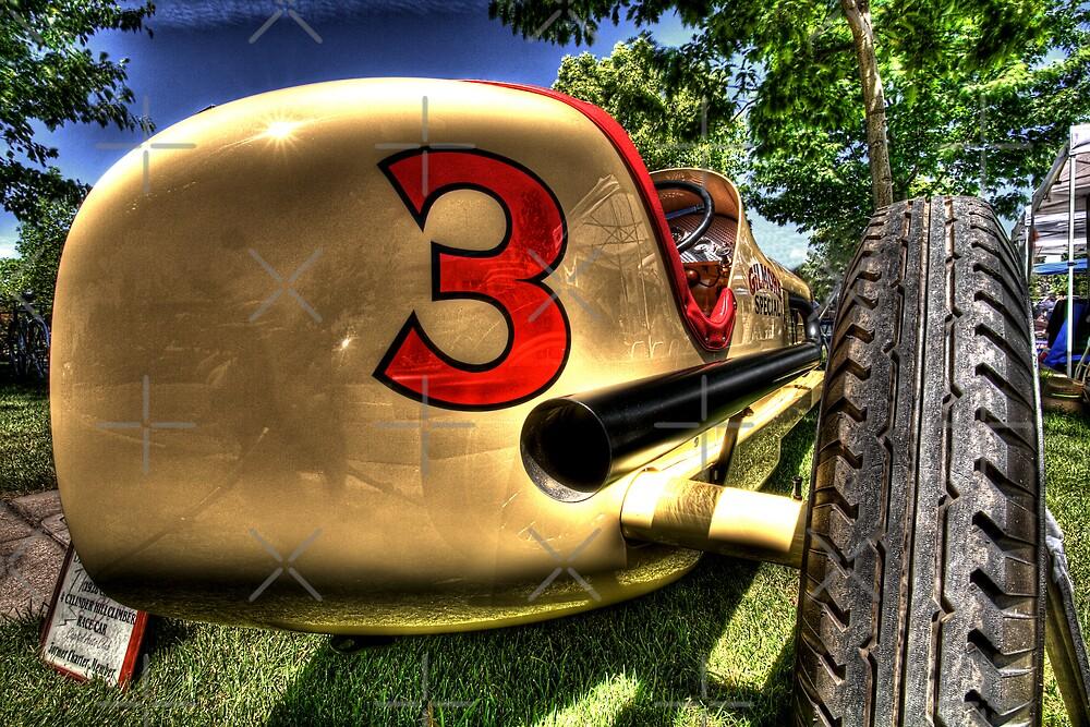 Speed Racer by Ben Pacificar