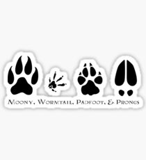 The Marauders Sticker
