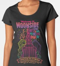 Welcome to Moonside Women's Premium T-Shirt