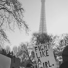 Fight Like a Girl by k8andco