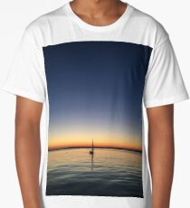 cape sunset 1 Long T-Shirt