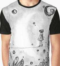 The walker of the night Graphic T-Shirt