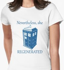 Nevertheless, She Regenerated DW13 T-Shirt