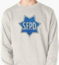 San Francisco Police Logo Pullover