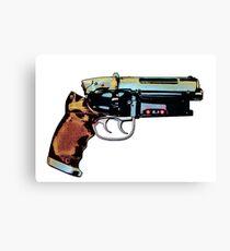Blade Runner Gun  Canvas Print