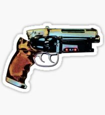 Blade Runner Gun  Sticker