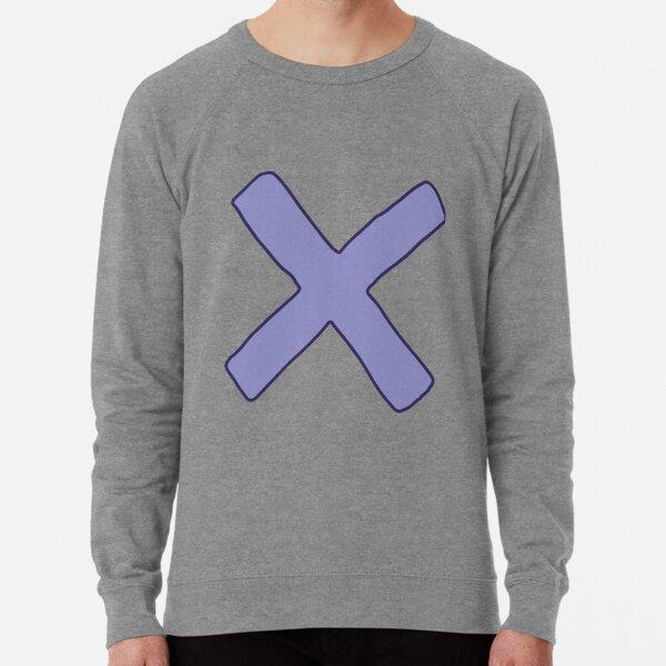 KOE NO KATACHI MInimal Art Lightweight Sweatshirt