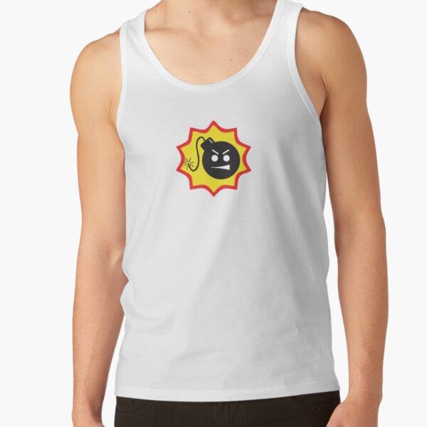 Serious Sam Bomb Logo Tank Top