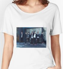BTS SKOOL LUV AFFAIR Women's Relaxed Fit T-Shirt
