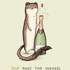 Pop Goes the Weasel by Sophie Corrigan