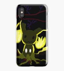 mimikku Pikachu  iPhone Case/Skin