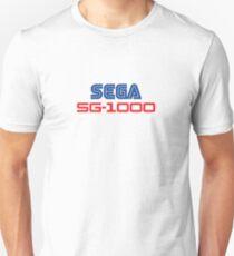 Sega SG-1000 Logo Unisex T-Shirt