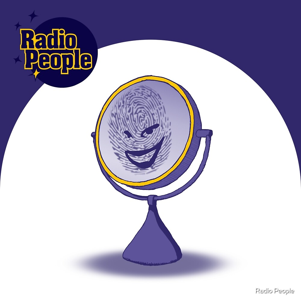 Ep. 203- Draw a Face on Me by Radio People