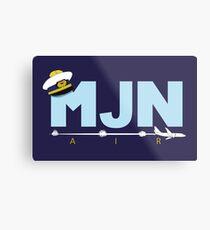 MJN Air  Metal Print