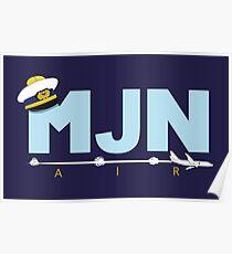 MJN Air  Poster