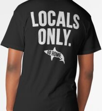 Locals only Long T-Shirt