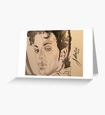 Christopher Greeting Card
