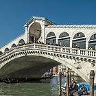 Ponte Di Rialto by Xandru