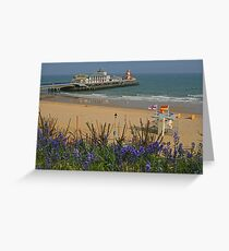Bournemouth 'Bells Greeting Card
