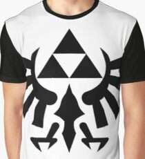 Zelda Triforce Graphic T-Shirt