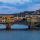 Ponte Vecchio by Xandru