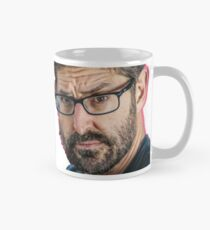 Gotta get Theroux this, for all you Louis Theroux fans. Mug