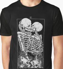 Die Liebhaber Grafik T-Shirt