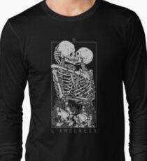 Camiseta de manga larga Los amantes