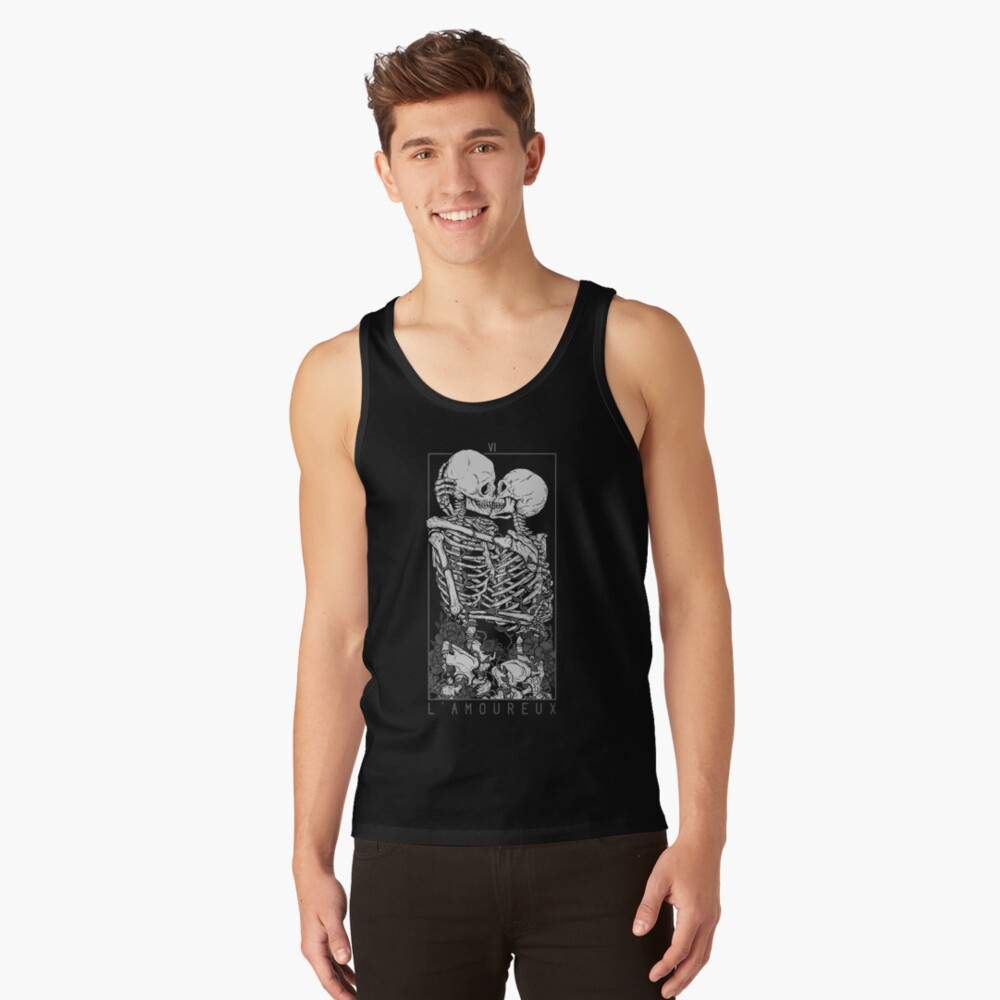 The Lovers Tank Top Front