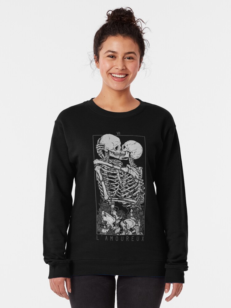 Alternate view of The Lovers Pullover Sweatshirt